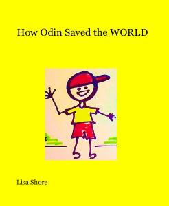 how odin saved the world cover