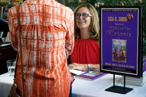 Lisa Book Launch 24